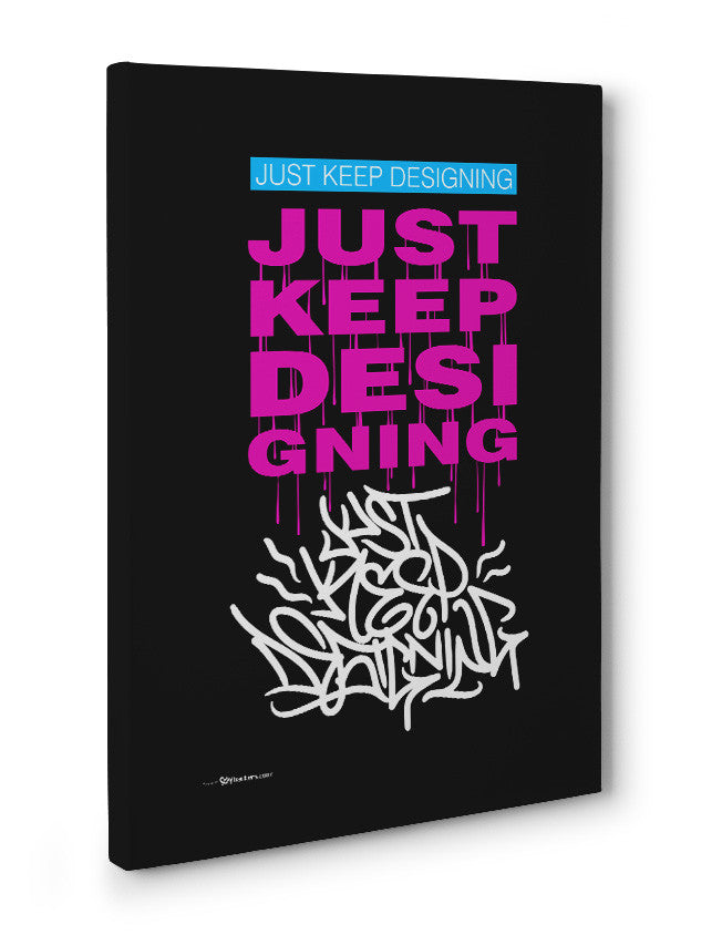 Canvas - Just Keep Designing  - 3