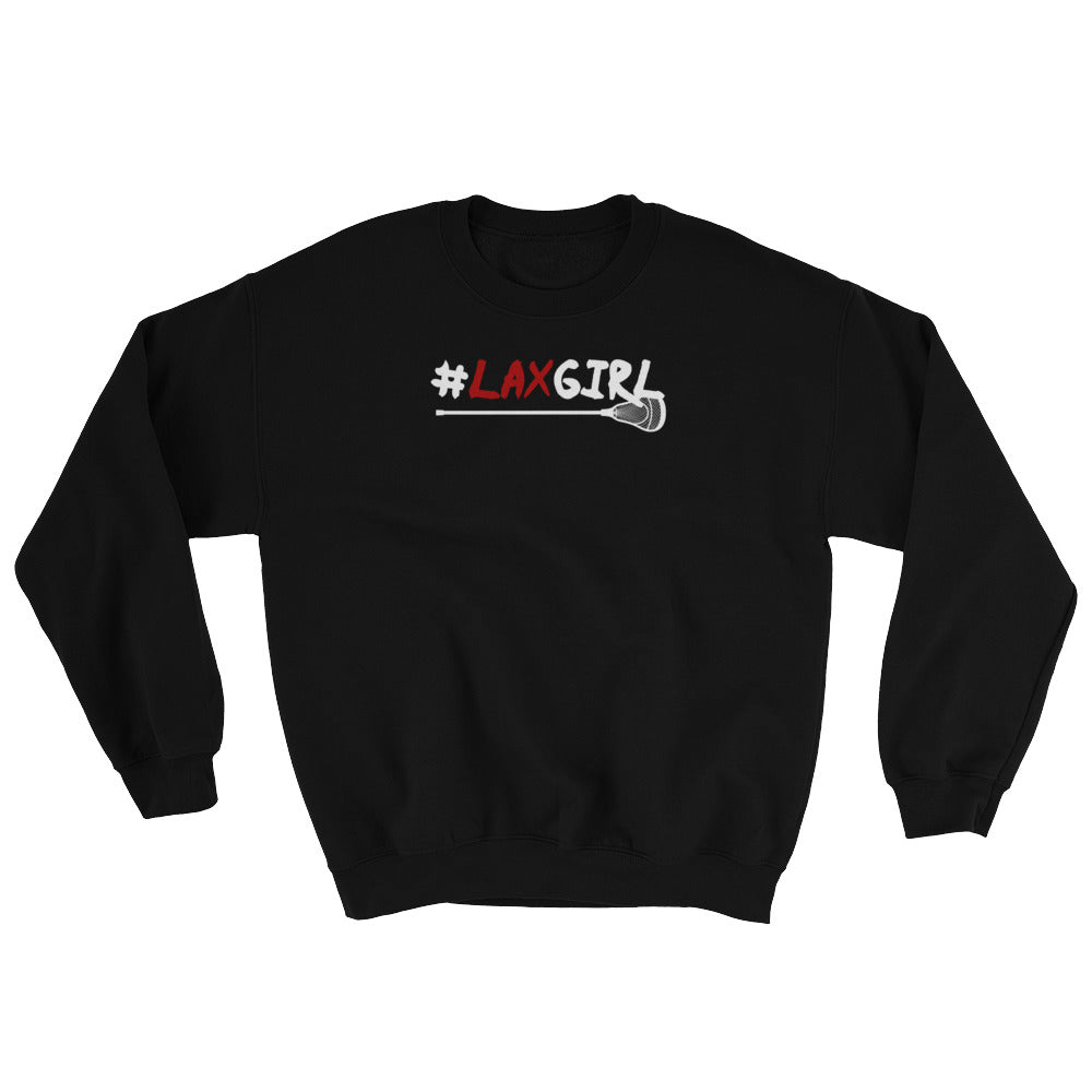 LAX Girl Sweatshirt