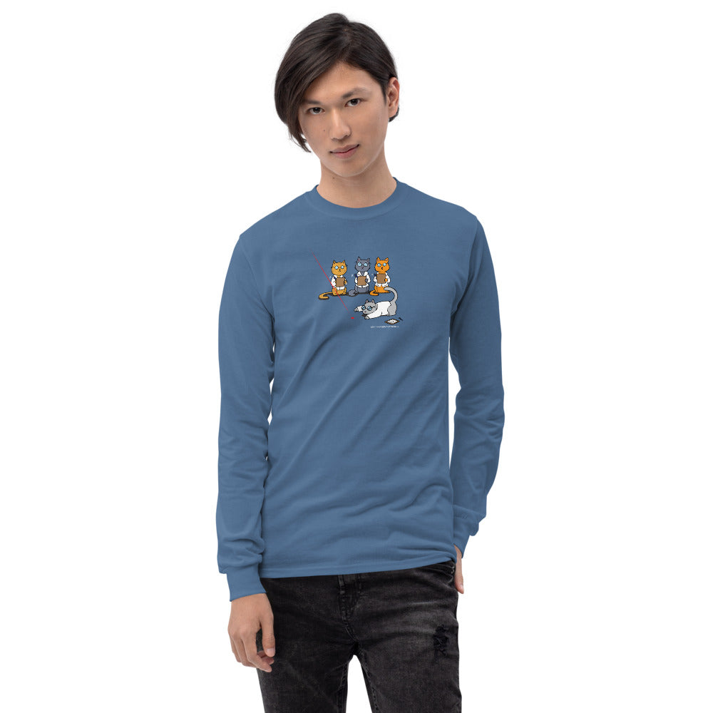 Laser Research Men's Long Sleeve