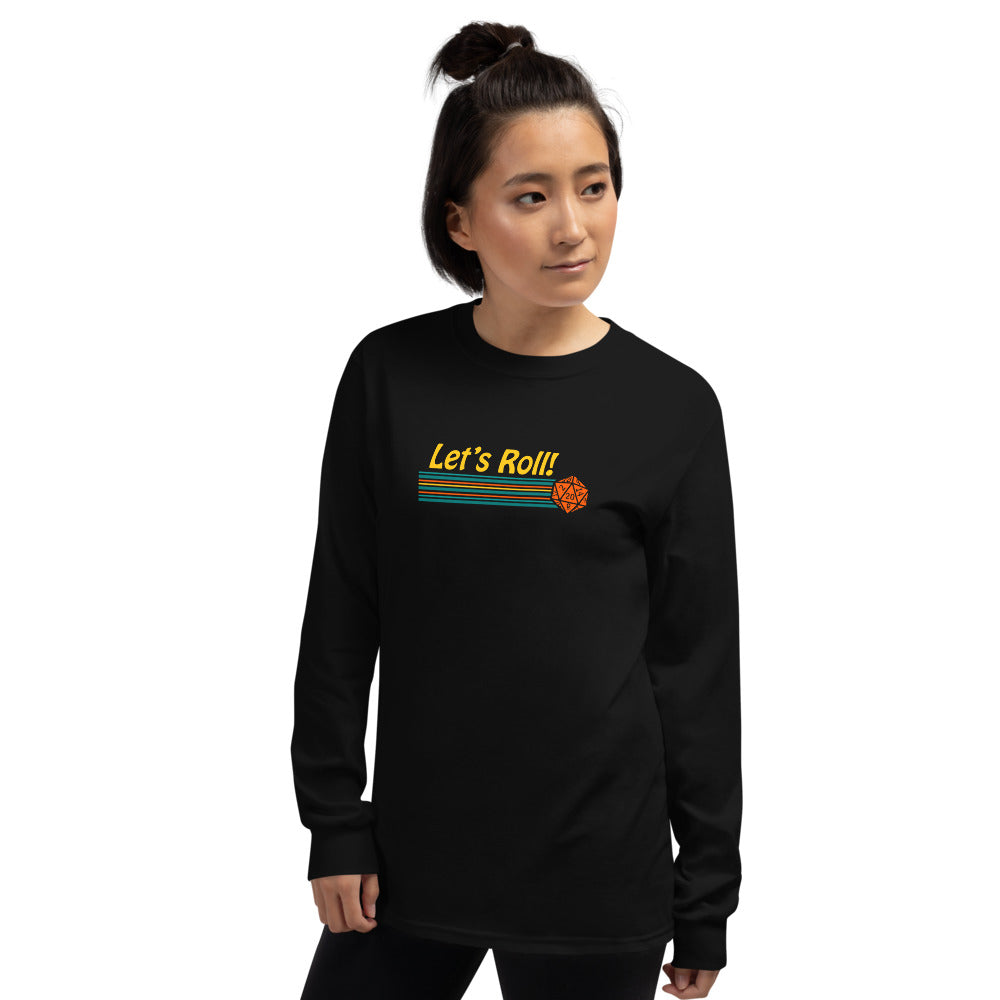 Let's Roll Men's Long Sleeve