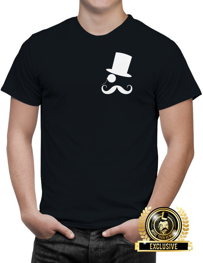 Mr. MTR - Small Print Version Black