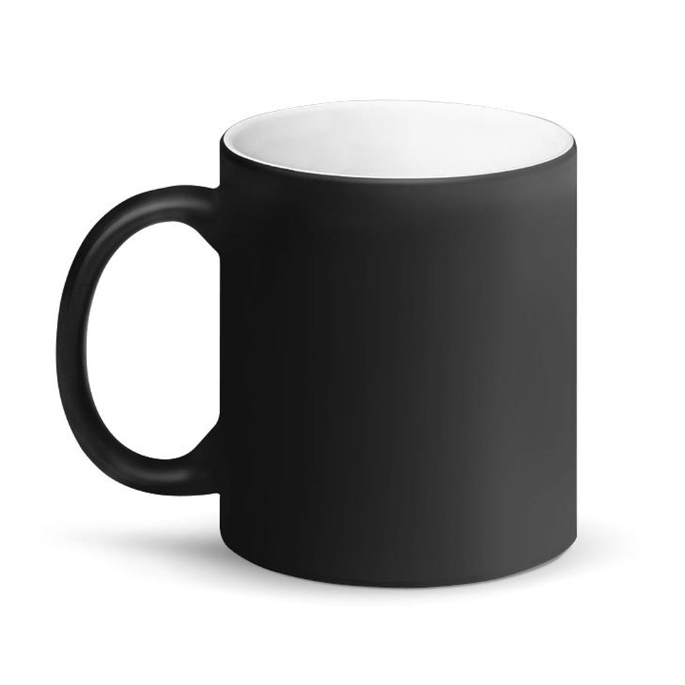 Wizard RPG Character Class Color-Changing Coffee Mug
