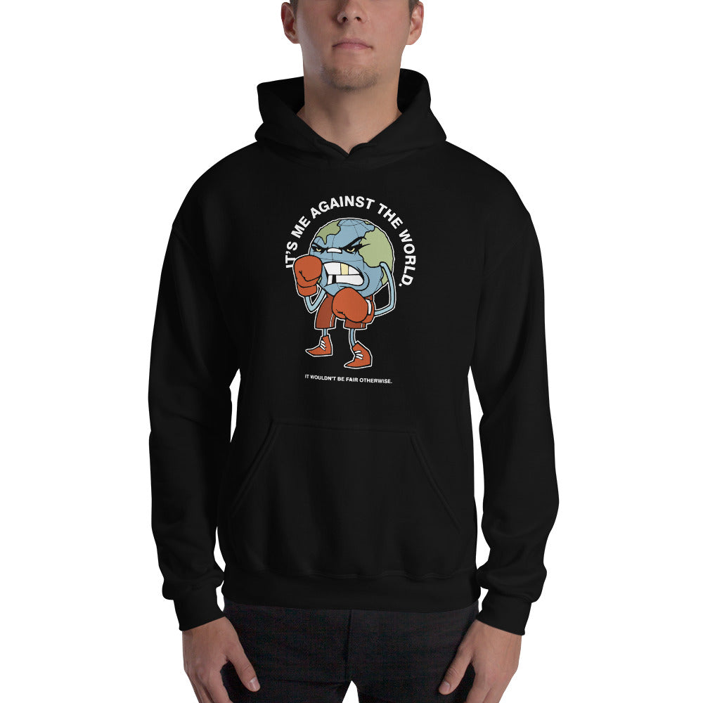 The World Is Against Me Unisex Hoodies
