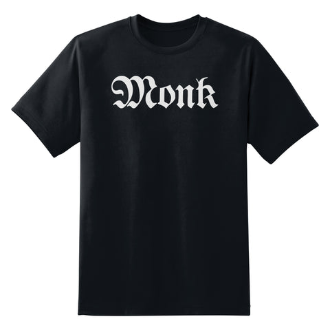 Monk Fantasy RPG Class Title Unisex T Shirt by Sexy Hackers