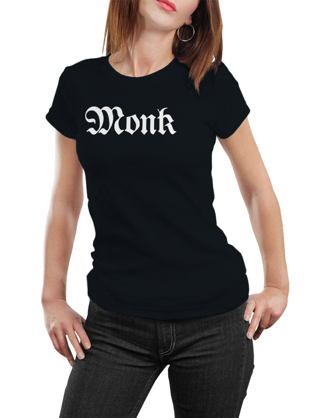 Monk Fantasy RPG Class Title Men's Unisex T Shirt by Sexy Hackers