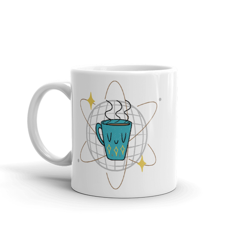 Atomic Coffee Mug