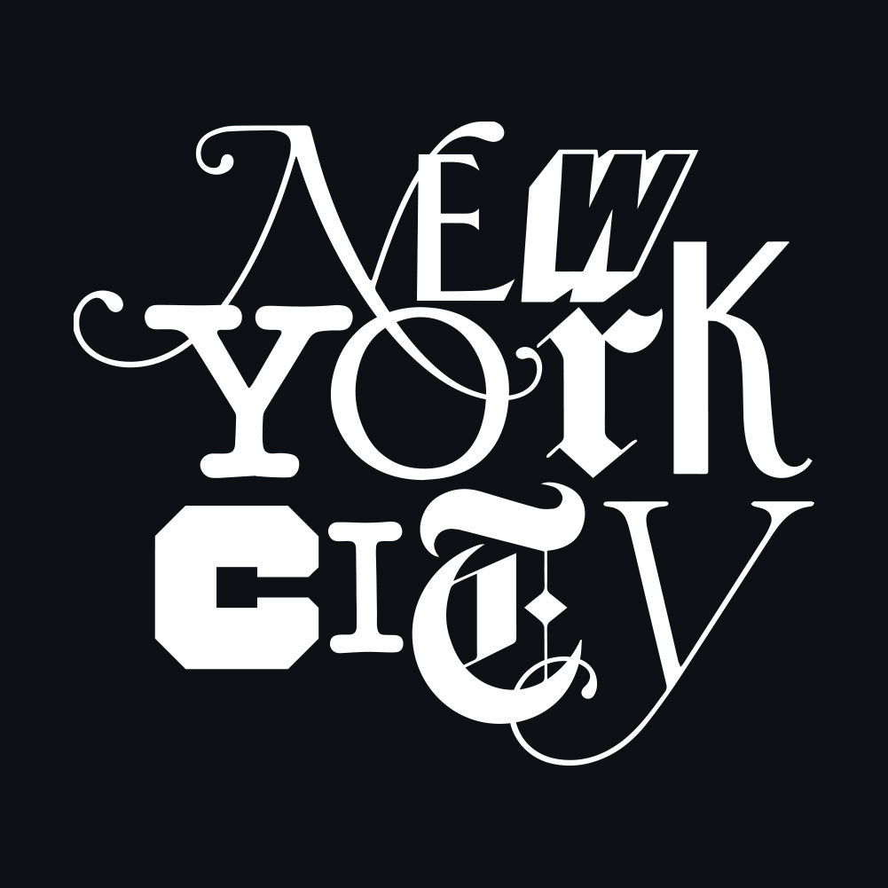 New York City Women's Racer-back Tank-top