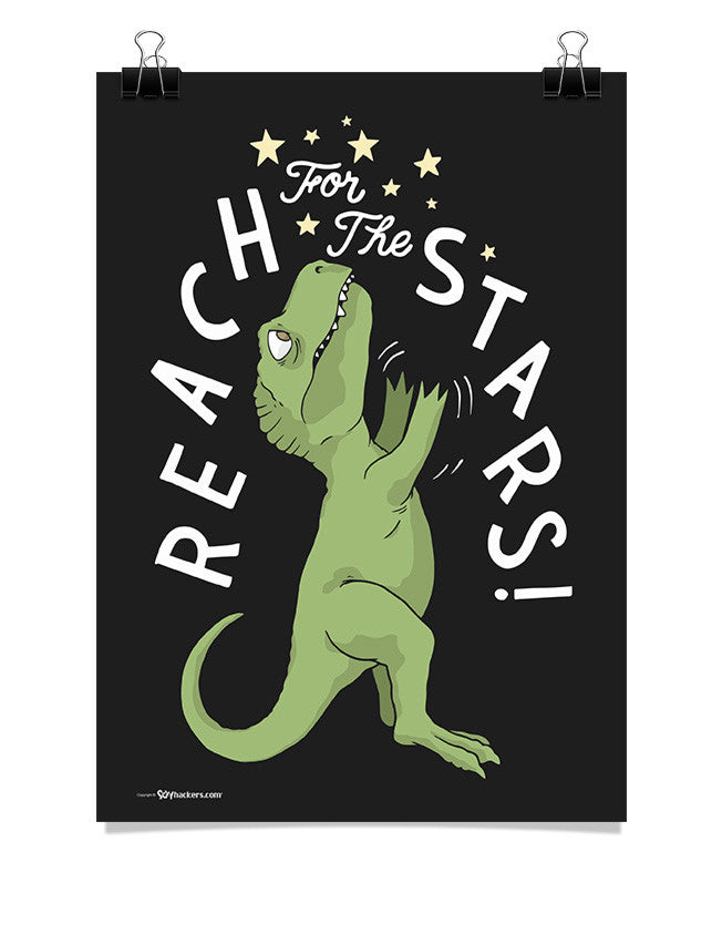 Poster - Reach For The Stars 24x36 / Poster - 1