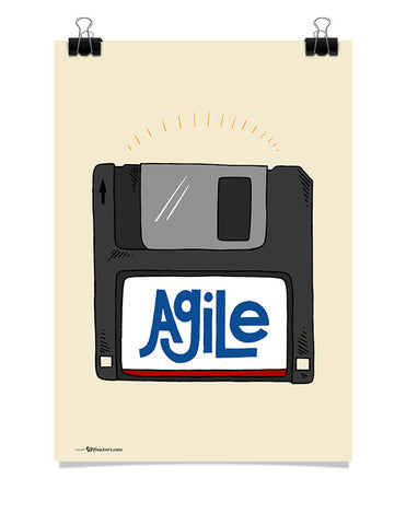 Poster - Agile  - 1