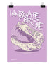Poster - Innovate or die.  - 1