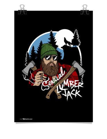 Poster - Sexual Lumberjack's Rule  - 1