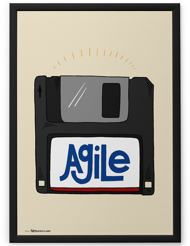 Poster - Agile  - 2