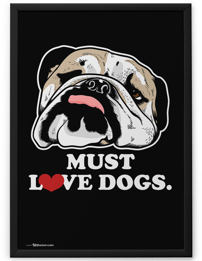 Poster - Must Love Dogs  - 2