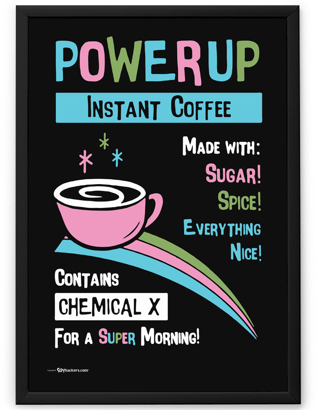 Power Up Coffee