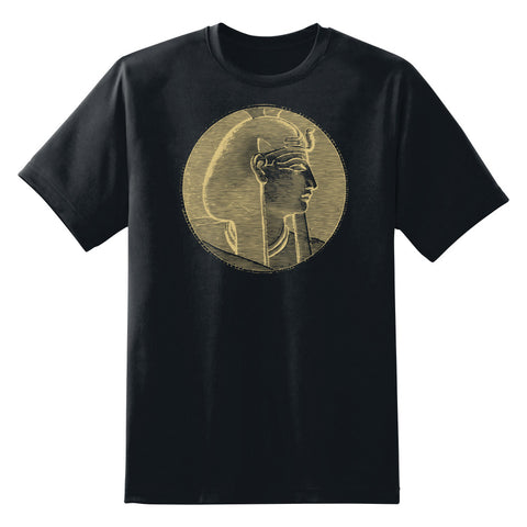 Pharaoh Head Men's Unisex T-Shirt by Sexy Hackers