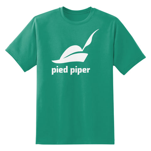 Pied Piper Logo From HBO's Silicon Valley Men's Unisex T-Shirt