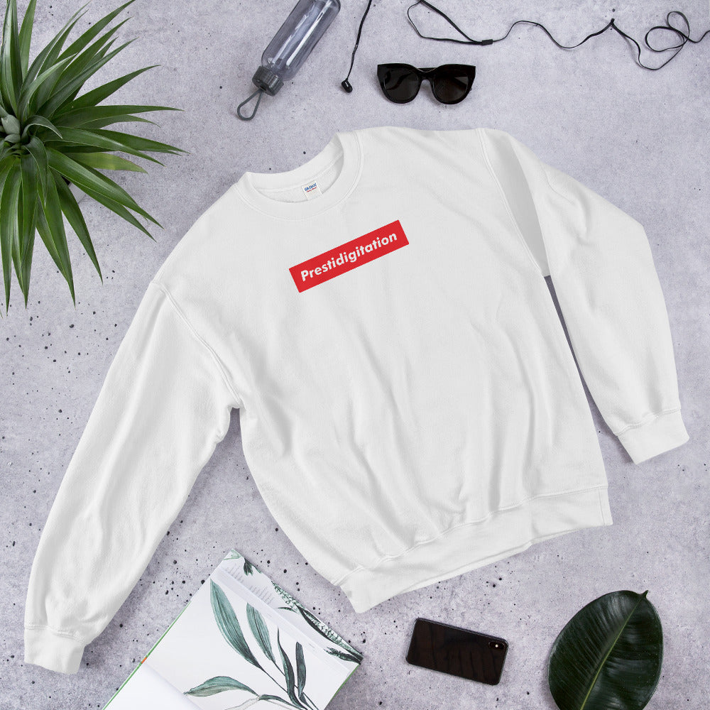 A Perfect gift for your favorite YouTube Magician - Unisex Sweatshirt