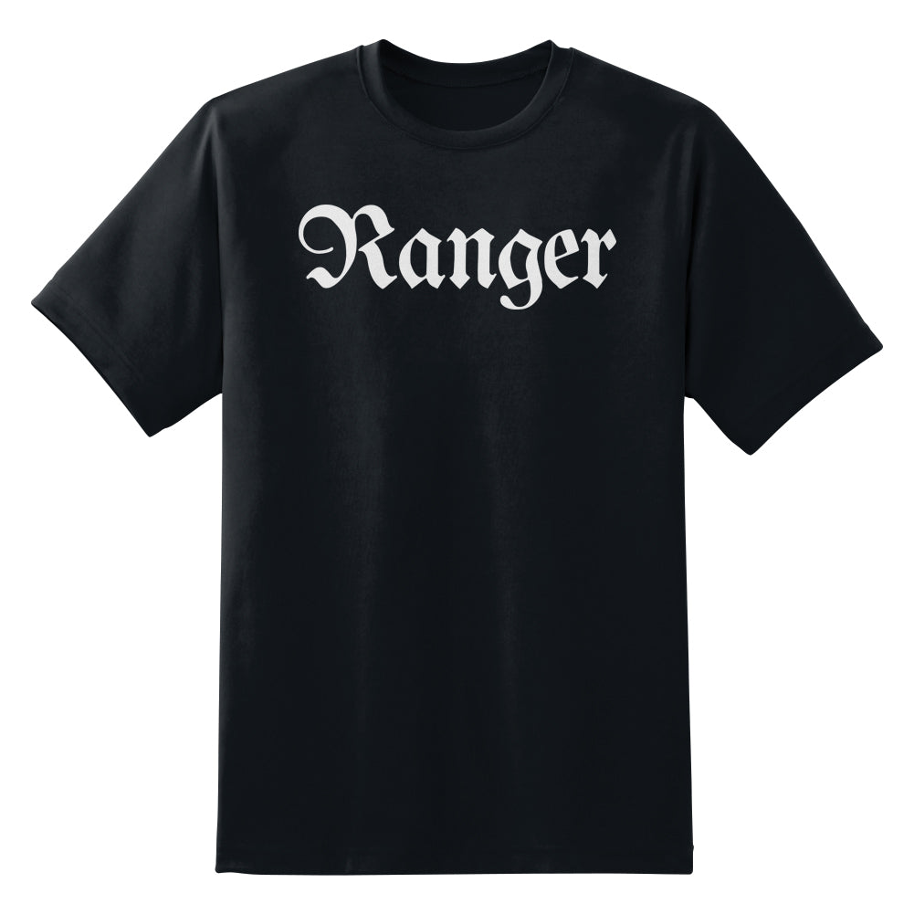 Ranger RPG Fantasy Class Title Unisex T-Shirt by Sexy Hackers