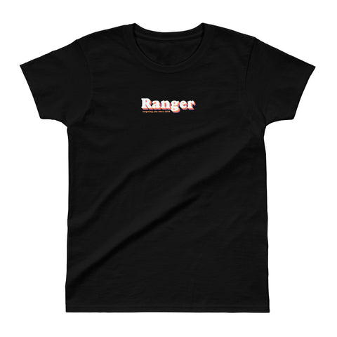 Ranger Ladies Ultra Cotton T-shirt