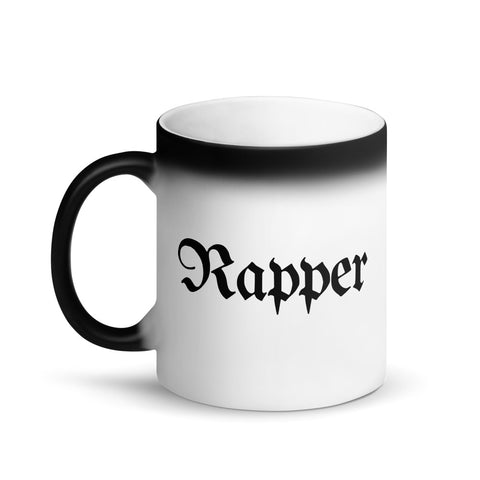 Rapper Color-Changing Coffee Mug
