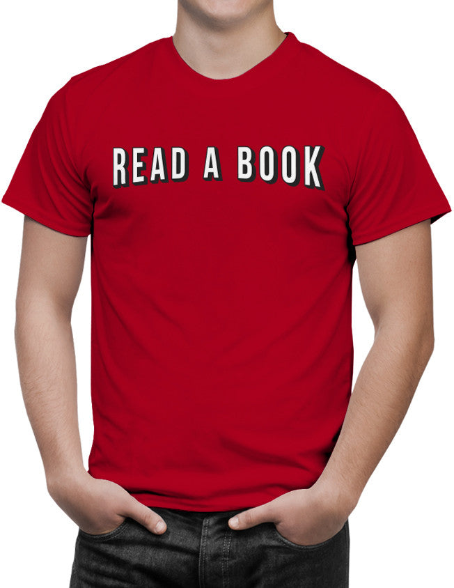 Shirt - Read A Book  - 2