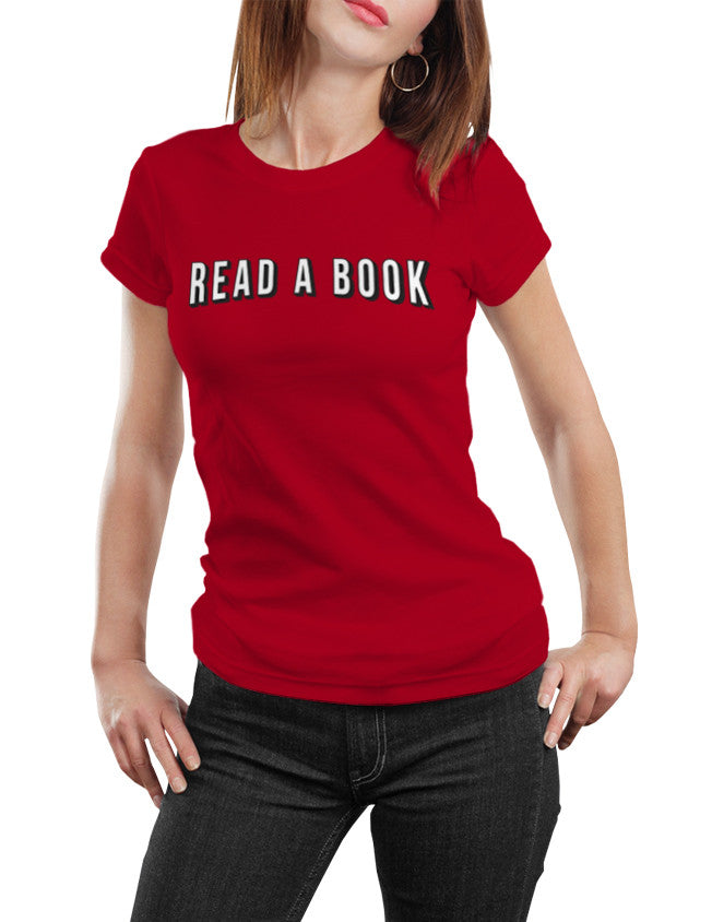 Shirt - Read A Book  - 3