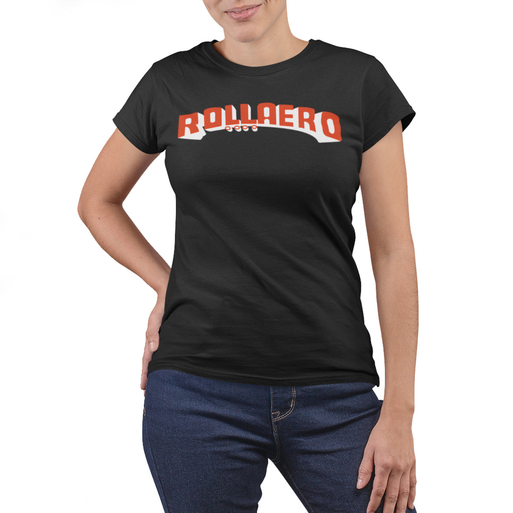 Rollaero Logo Youth Princess T-shirt