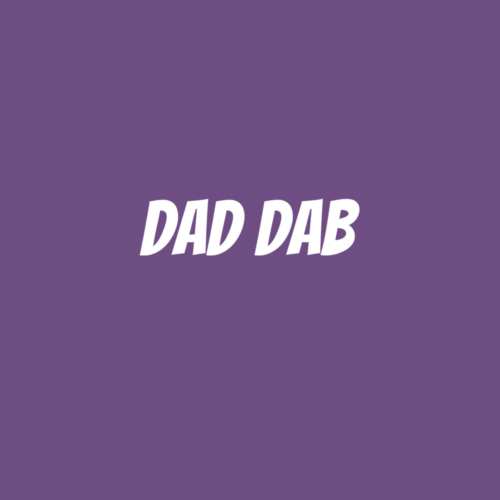 Dad DAB - Only in the Land of Generica do all the Dads DAB!