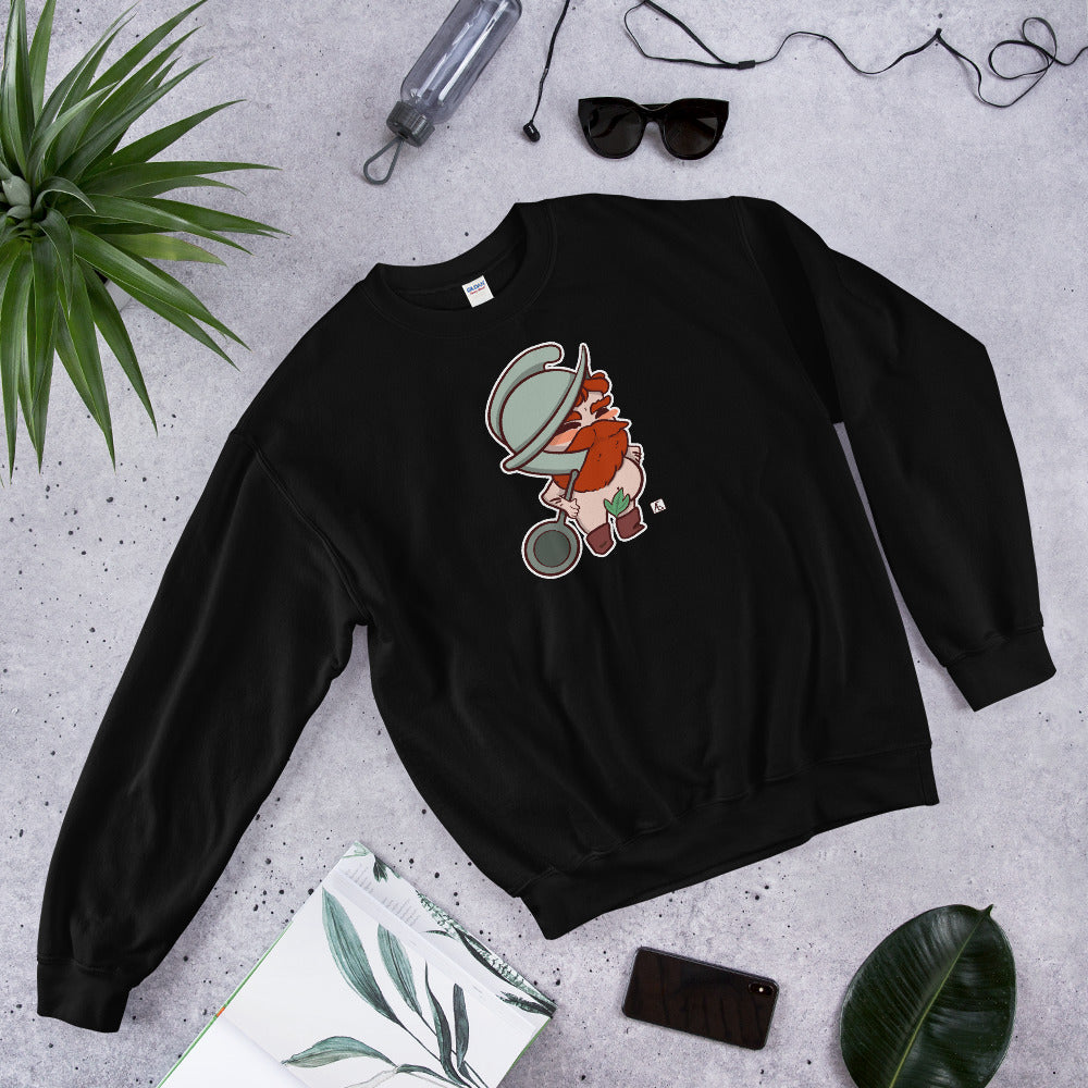 SHTV Cookie Unisex Sweatshirt