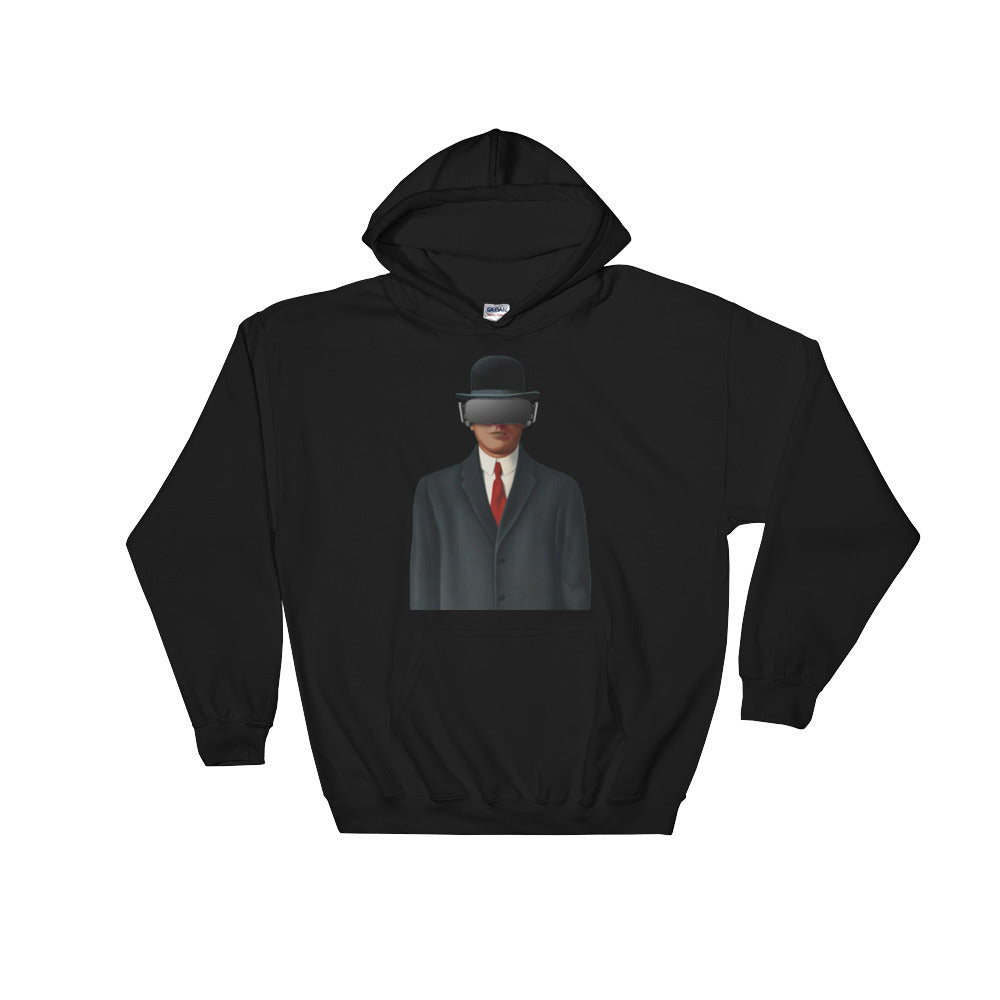 Son Of Oculus - Cut-Out Variant - SexyHackers Exclusive Unisex Hoodie