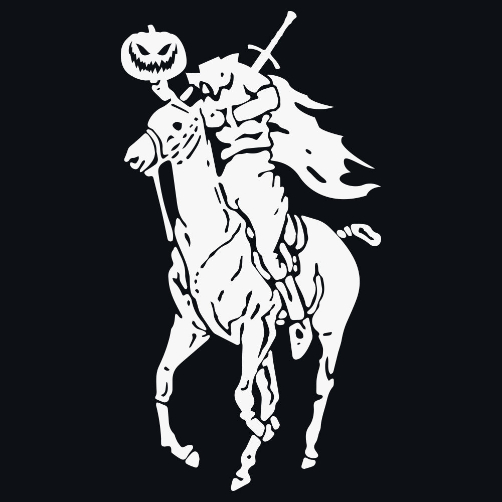 Headless Horseman Legend of Sleepy Hollow Women's Scoopneck Tee