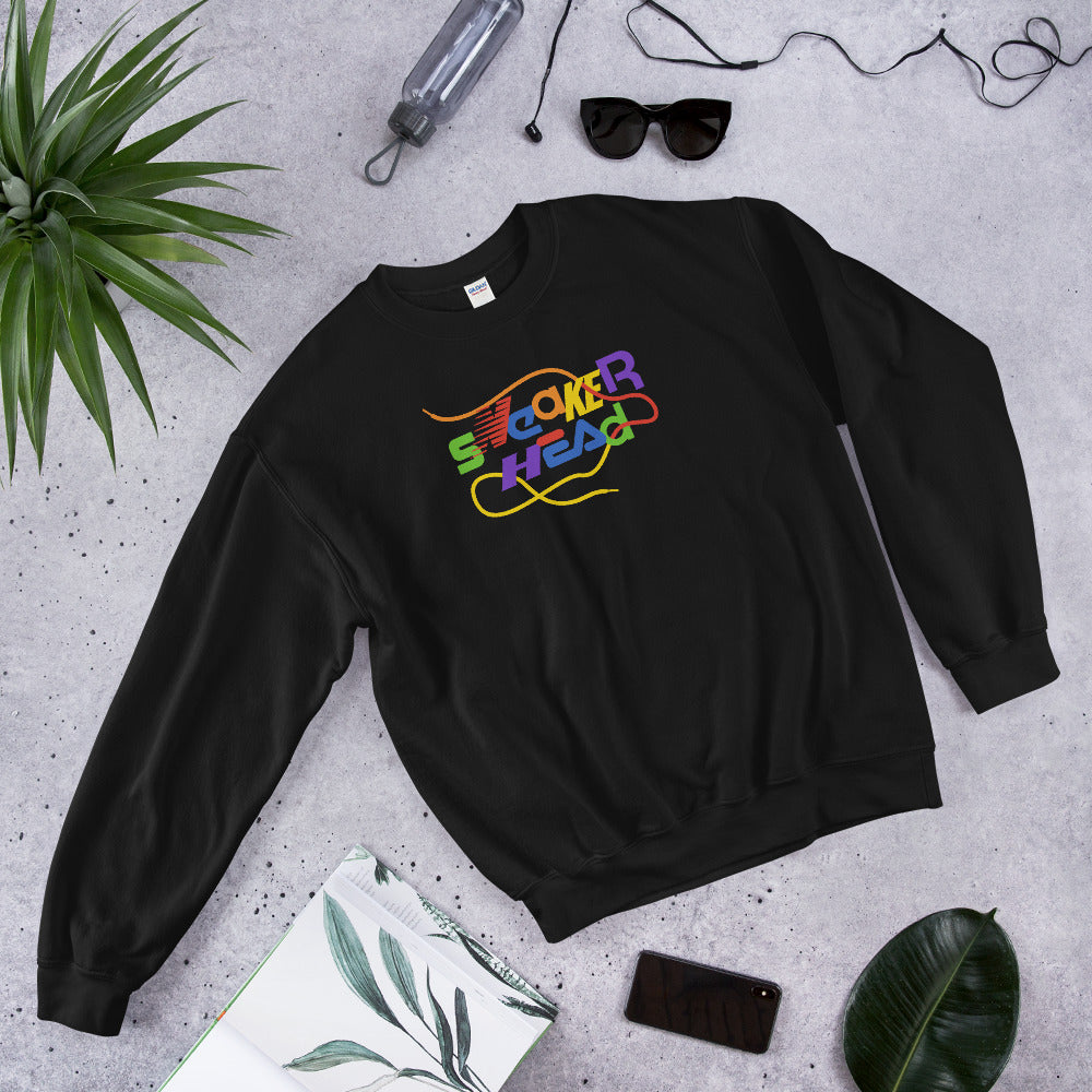 Sneakerhead Rainbow Edition Unisex Sweatshirts