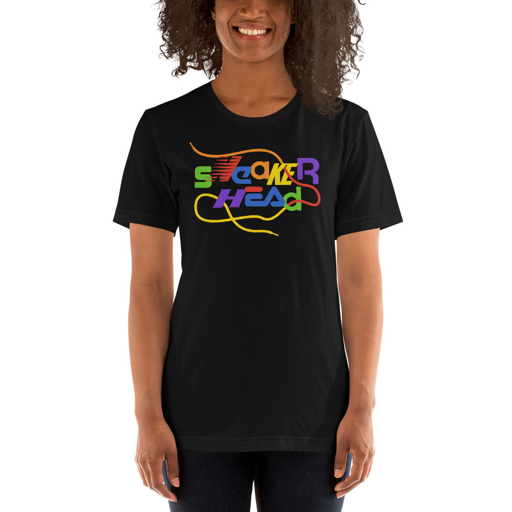 Sneakerhead Rainbow Edition Unisex T-shirt