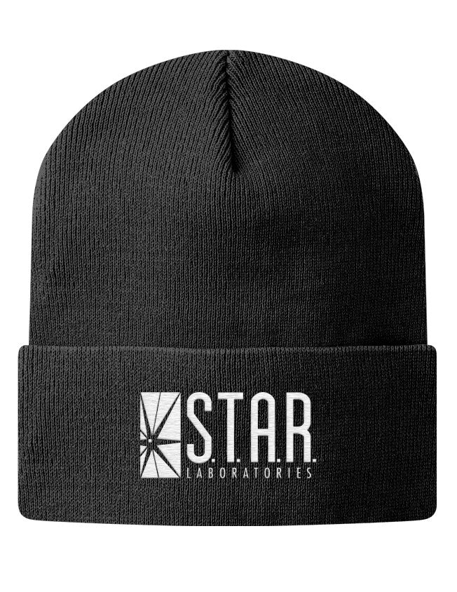 STAR Laboratories Knit Beanie