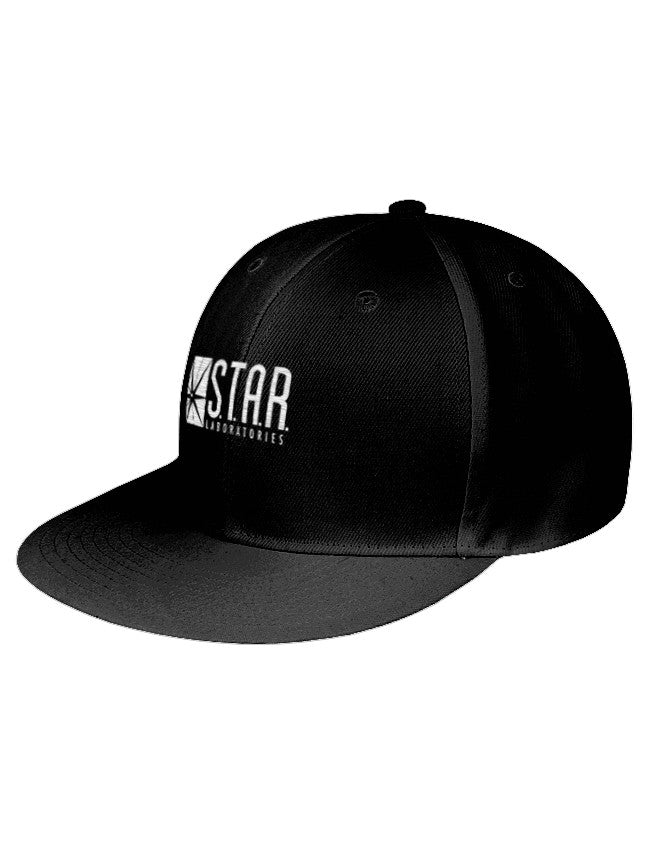 STAR Laboratories Snapback Hat