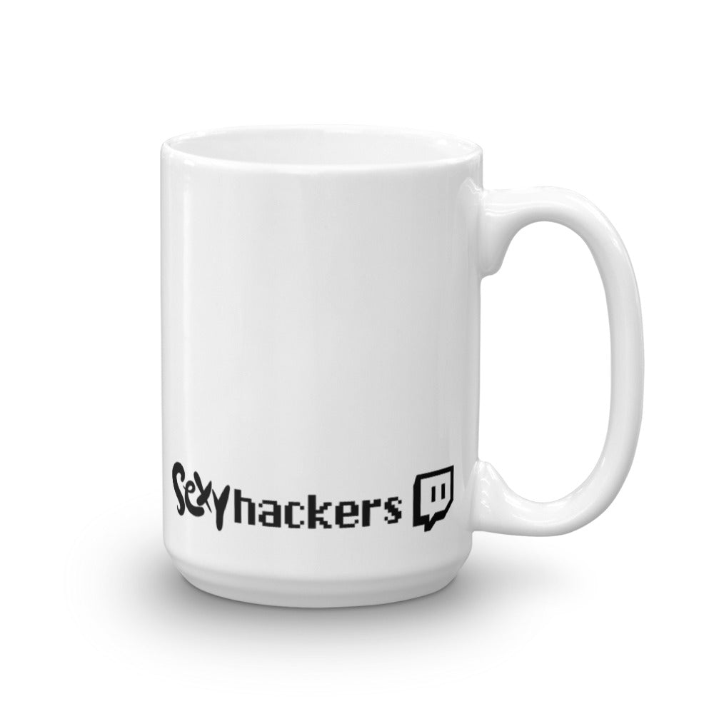 Streamer Coffee Mug