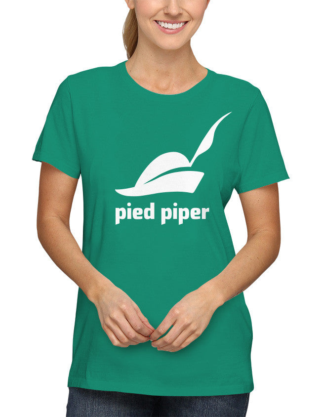 Shirt - Pied Piper Logo Shirt from the TV Series Silicon Valley on HBO  - 2