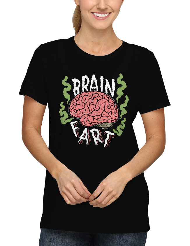 Shirt - Brain Fart  - 2