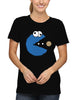 Shirt - Om Nom Nom Nom Cookie Monster Version  - 2