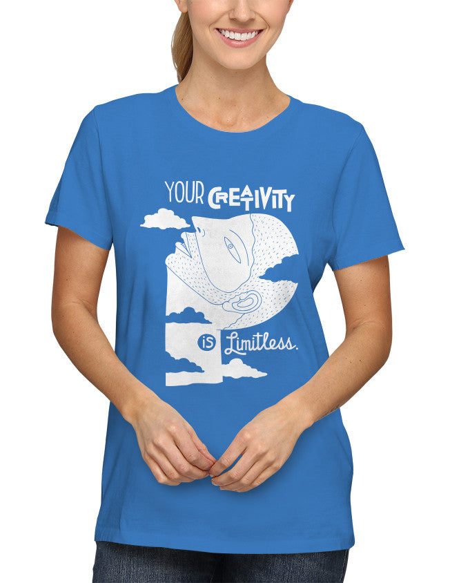 Shirt - Your Creativity is Limitless  - 2