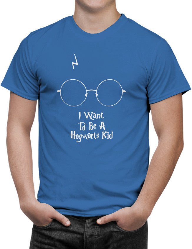 Shirt - I want To Be A Hogwarts Kid  - 3