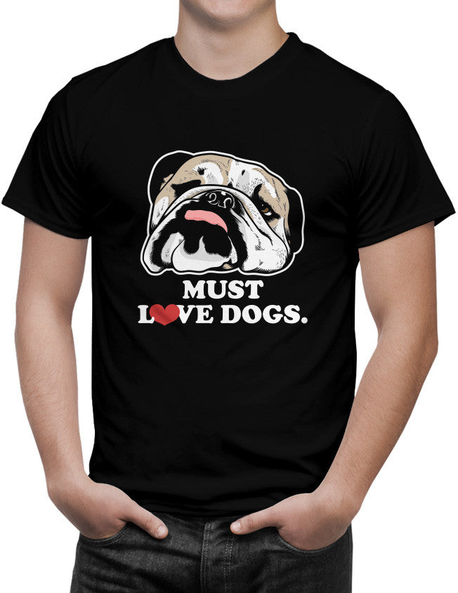 Shirt - Must Love Dogs  - 3