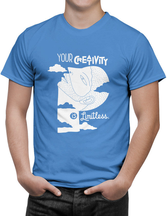 Shirt - Your Creativity is Limitless  - 3
