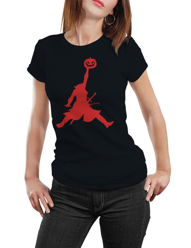 Air Hollow Headless Horseman Parody Unisex T-Shirt
