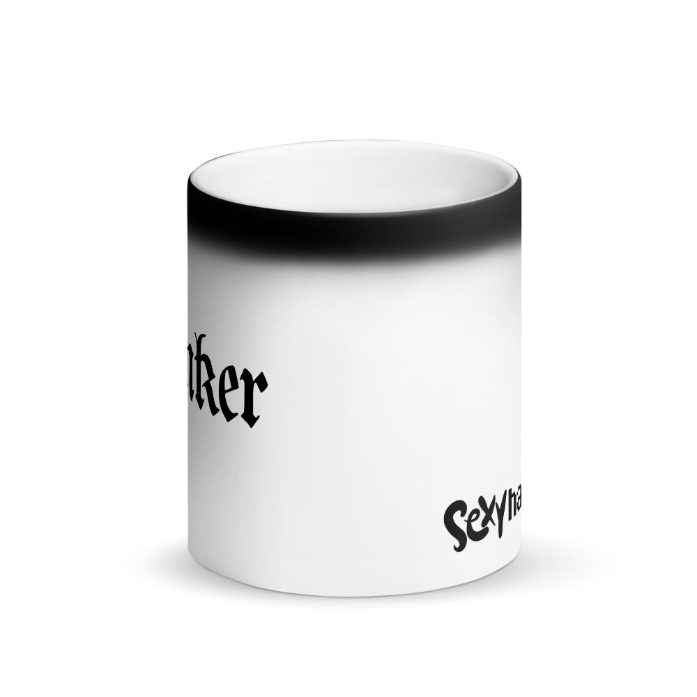 Thinker Color-Changing Coffee Mug