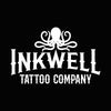Inkwell Tattoo Embroidered Snapback Hat