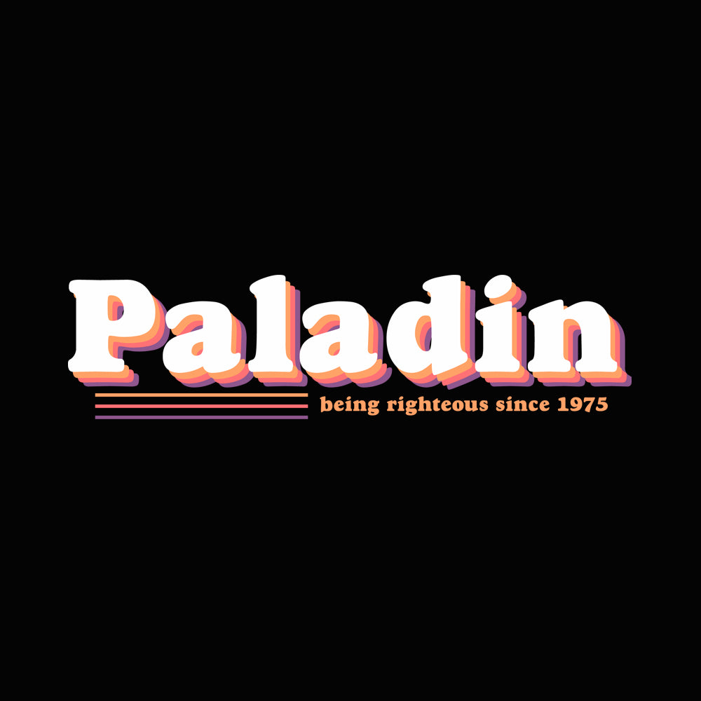 Paladin Princess T-shirt