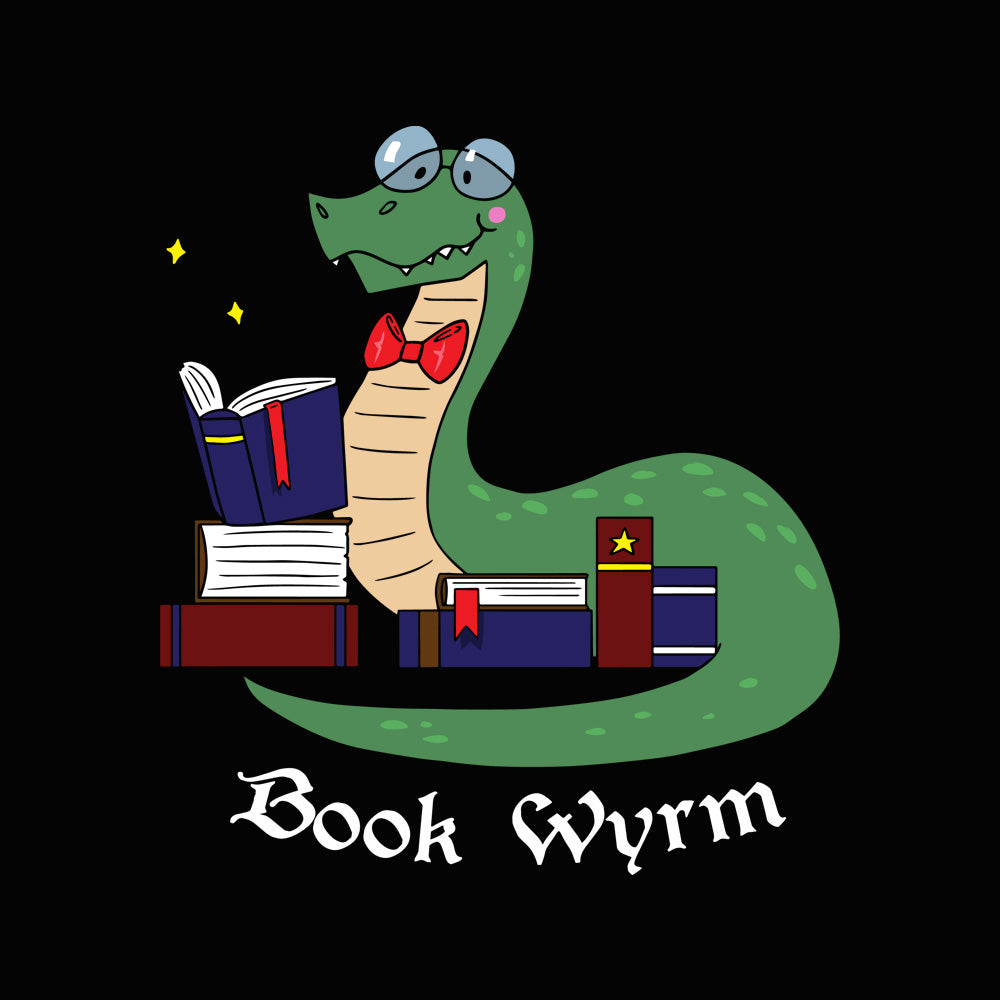 Book Wyrm Women's Scoopneck T-shirt