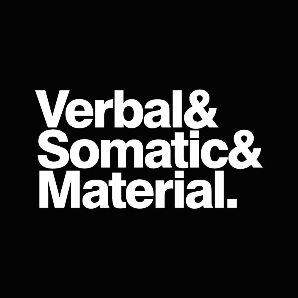 Verbal Somatic Material Princess T-shirt