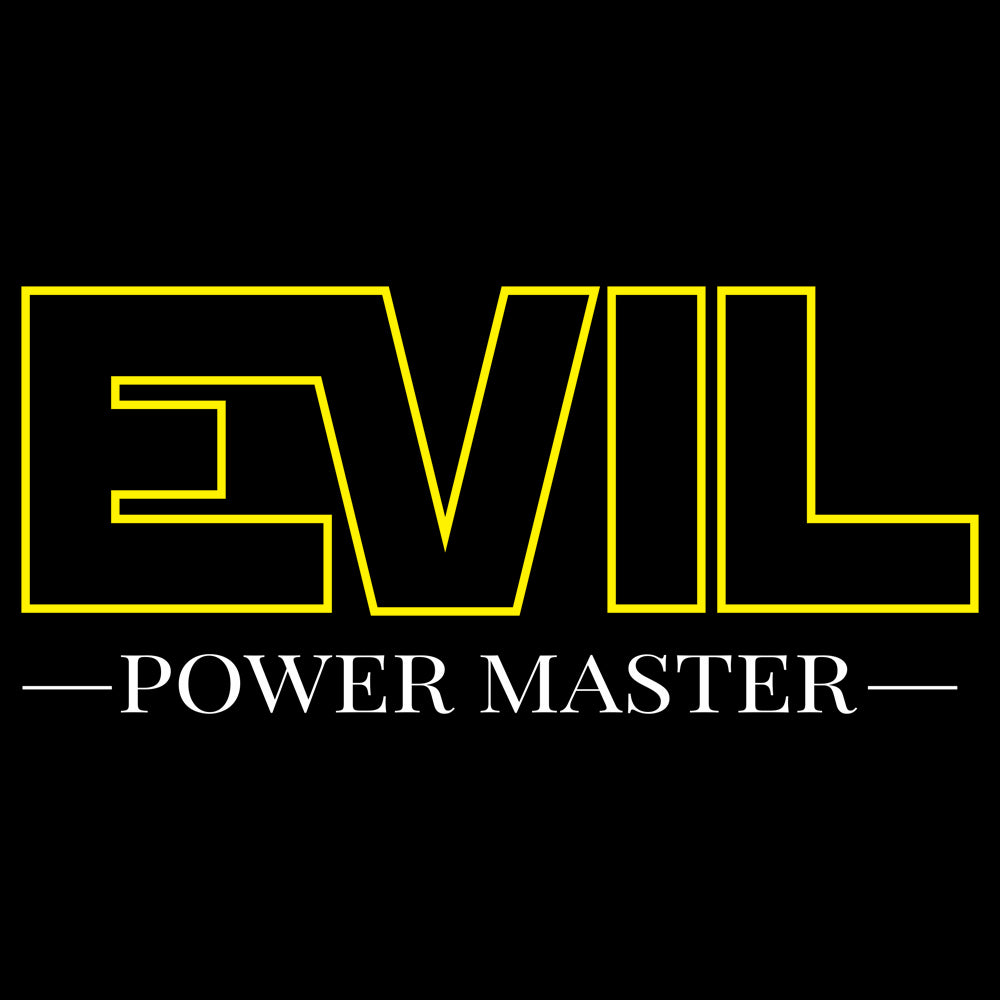 Evil Power Master Women's Racer-back Tank-top